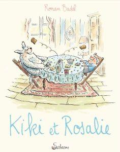 Kiki et Rosalie couv