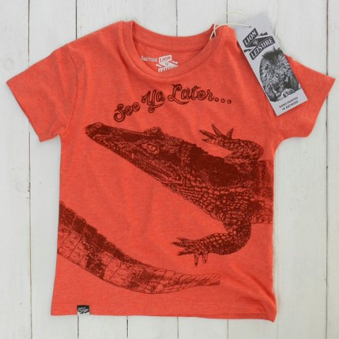 LionOfLeisure crocodile