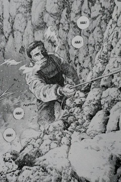 sommet des dieux duel