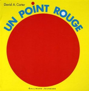 un point rouge couv