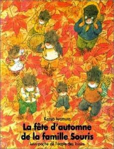 La famille souris automne