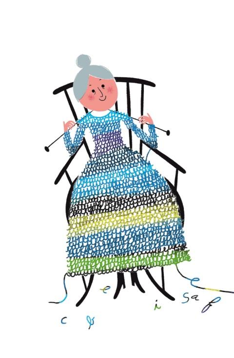 grand mère