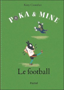 Poka et Mine Football - couv