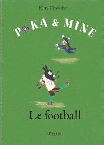 Poka et Mine Football - couv