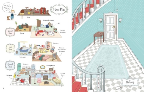 usborne doll house 1