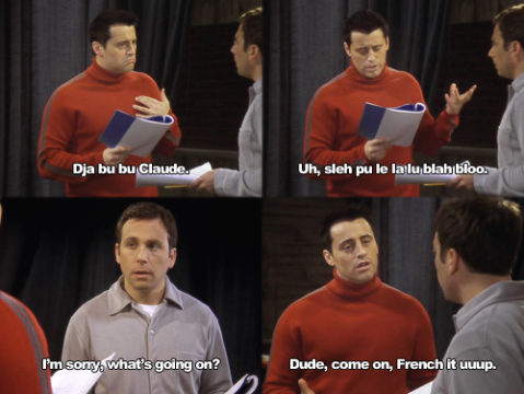 Comme l'Ébouriffée, Joey peut se fichudo en rogne.