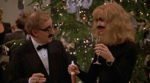 Goldie Hawn Moustache