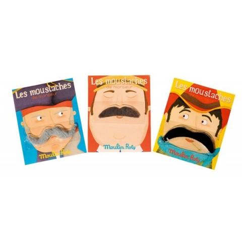 Moustaches, moustachus, voici le chat, griffa griffu.