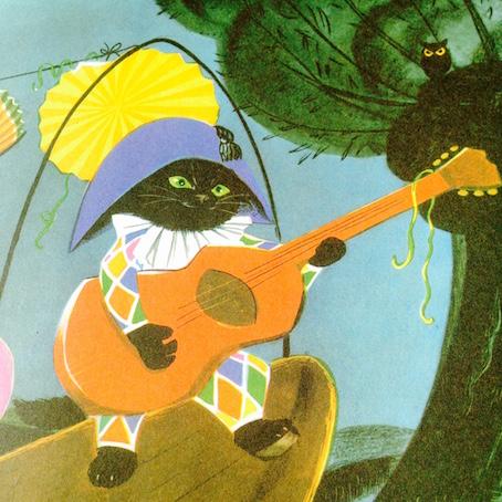 Ils ne jouent pas non plus de la…mandoline ?
