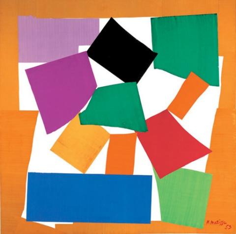 Henri Matisse L'escargot