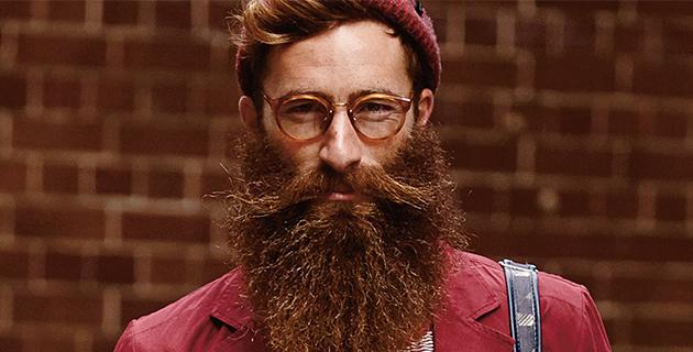 С бородой картинка