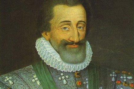 Pandémie de barbe, sujet n°1 aka Henri IV