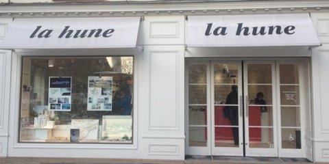 Feu la Hune. (Antoine Gallimard, j'ai 2 mots à vous dire !)
