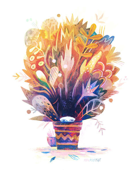Forsythe Flowerpot