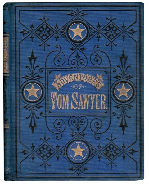 Mais ne serait-ce pas un livre bleu, avec un peu d'argent ?!!!